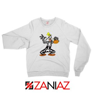 Goofy Skeleton Sweatshirt
