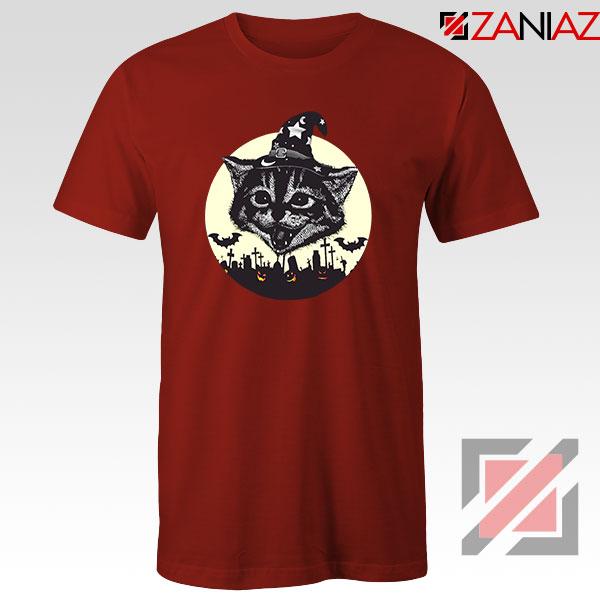 Halloween Black Cat Tshirt