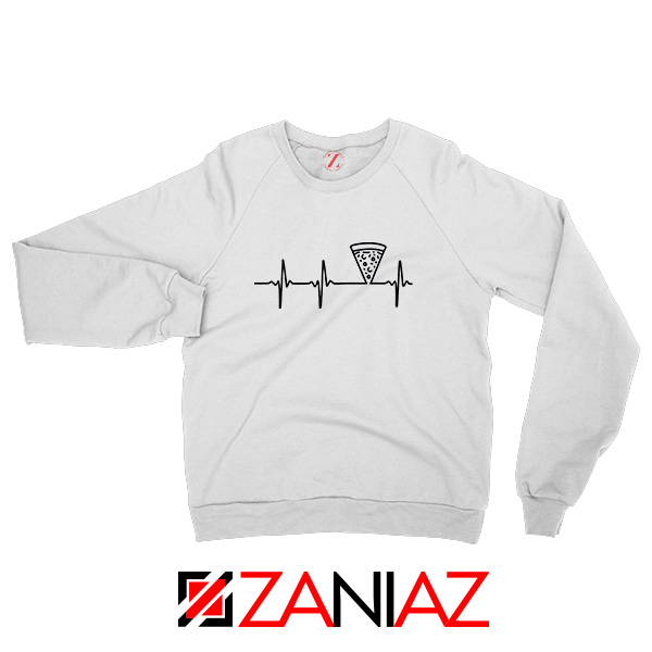 Heartbeat Pizza Sweatshirt
