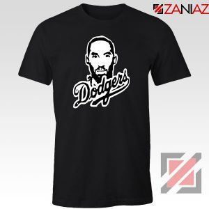 Kobe Bryant Dodgers Tshirt