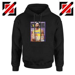 Kobe Slam Magazine Black Hoodie