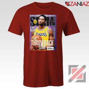 Kobe Slam Magazine Red Tshirt