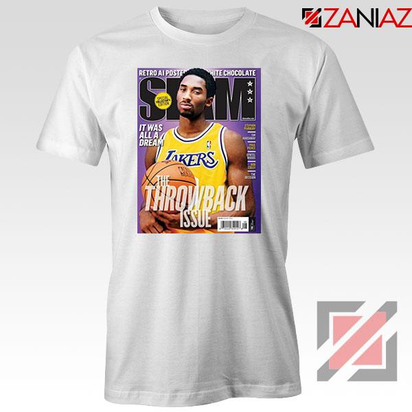 Kobe Slam Magazine Tshirt