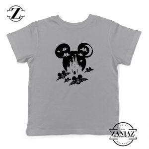 Mickey Bat Kids Sport Grey Tshirt