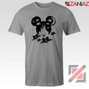 Mickey Bat Sport Grey Tshirt