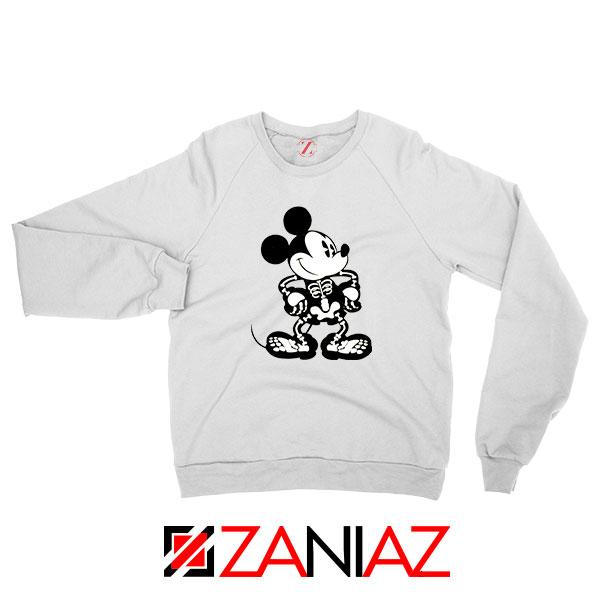 Mickey Mouse Skull Sweatshirt