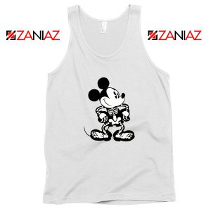 Mickey Mouse Skull Tank Top