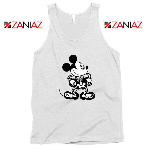 Mickey Mouse Skull Tank Top