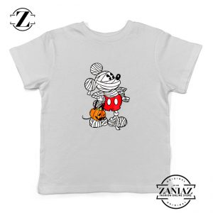 Mickey Mummy Kids Tshirt