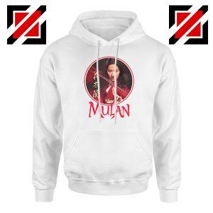 Mulan Portrait Circle Hoodie