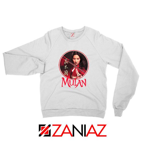 Mulan Portrait Circle Sweatshirt