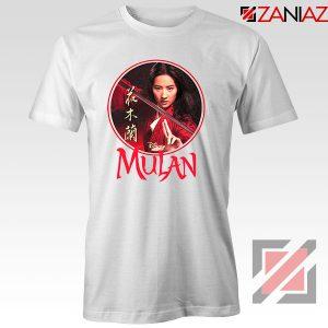 Mulan Portrait Circle Tshirt