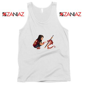 Mulan and Mushu Tank Top