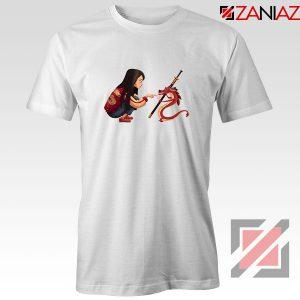 Mulan and Mushu Tshirt
