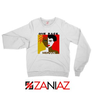 One Race Human Sweatshirt