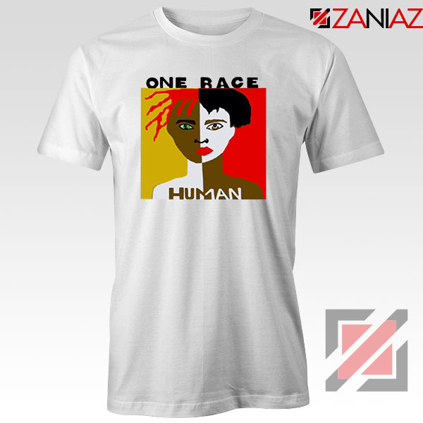 One Race Human Tshirt