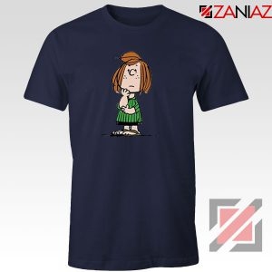 Peppermint Patty Navy Blue Tshirt