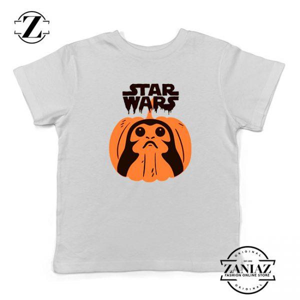 Porgs Star Wars Kids Tshirt