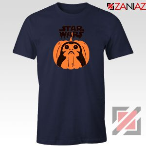 Porgs Star Wars Navy Blue Tshirt