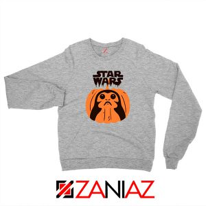 Porgs Star Wars Sport Grey Sweatshirt