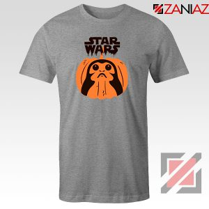 Porgs Star Wars Sport Grey Tshirt