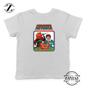Pumpkins Revenge Kids Tshirt