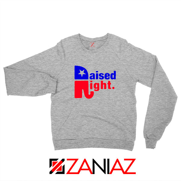 Raised Right Sport Grey Sweatshirt