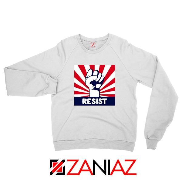 Resist Fist Sweatshirt
