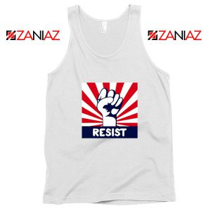 Resist Fist Tank Top