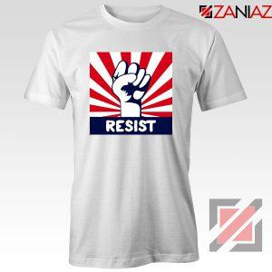 Resist Fist Tshirt