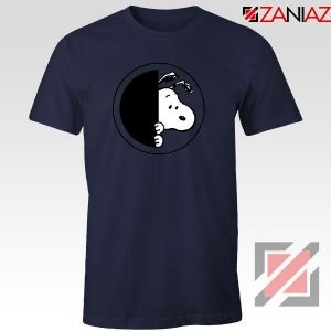 Sneaky Snoopy Navy Blue Tshirt
