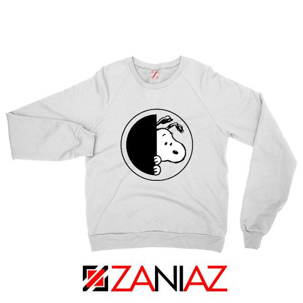 Sneaky Snoopy Sweatshirt