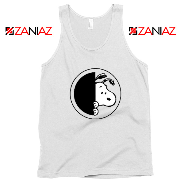 Sneaky Snoopy Tank Top