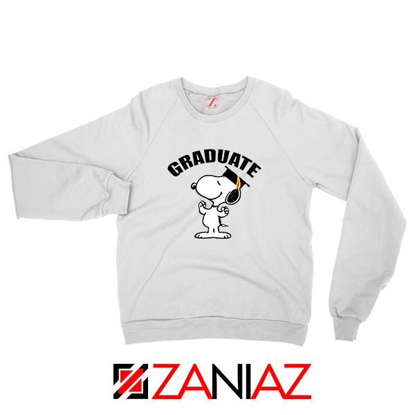 Snoopy Graduate Sweatshirt