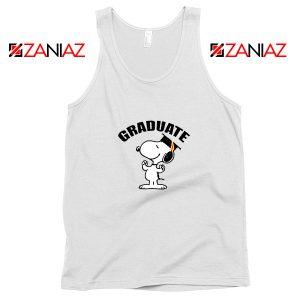 Snoopy Graduate Tank Top