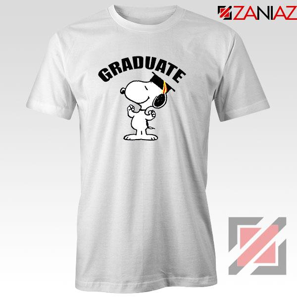 Snoopy Graduate Tshirt