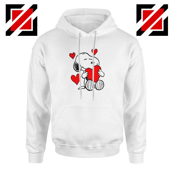 Snoopy Valentine Hoodie
