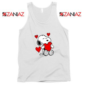 Snoopy Valentine Tank Top
