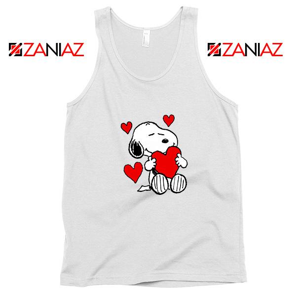 Snoopy Valentine Tank Top