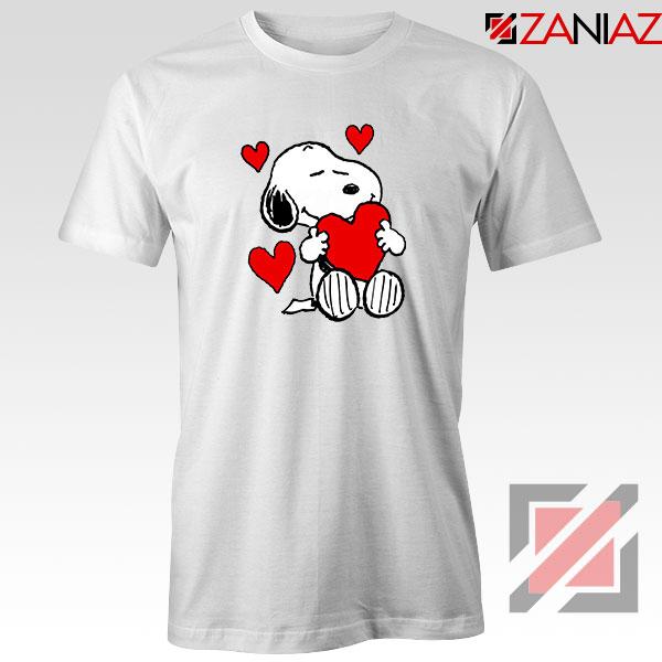 Snoopy Valentine Tshirt