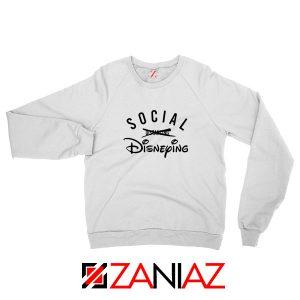 Social Disneying Sweatshirt