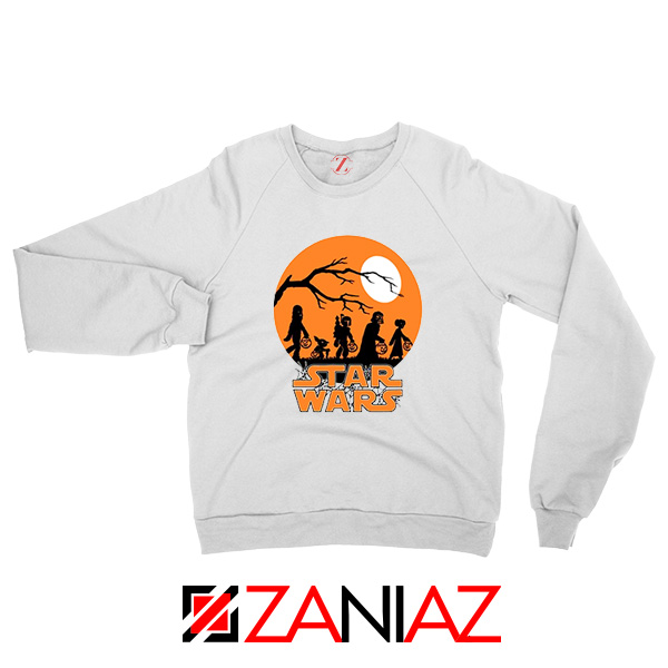 Star Wars Trick or Treating Sweatshirt