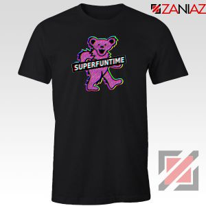 Teddy Bear LSD MDMA Black Tshirt