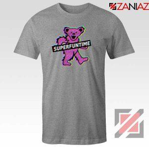 Teddy Bear LSD MDMA Sport Grey Tshirt