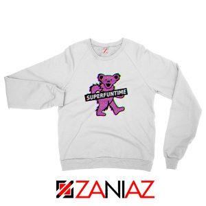 Teddy Bear LSD MDMA Sweatshirt