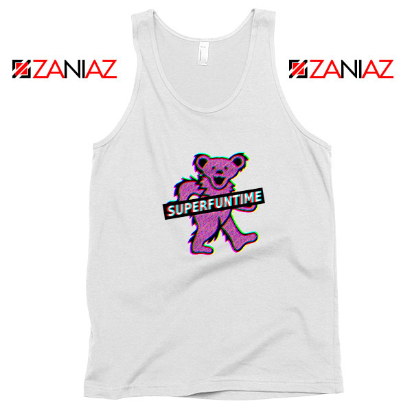 Teddy Bear LSD MDMA Tank Top