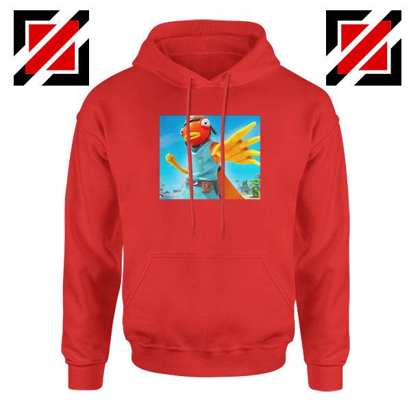 Tiko Fortnite Merch Red Hoodie