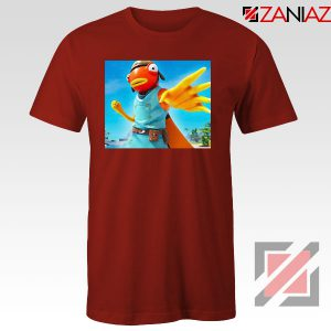 Tiko Fortnite Merch Red Tshirt