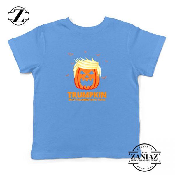 Trumpkin Kids BLue Tshirt