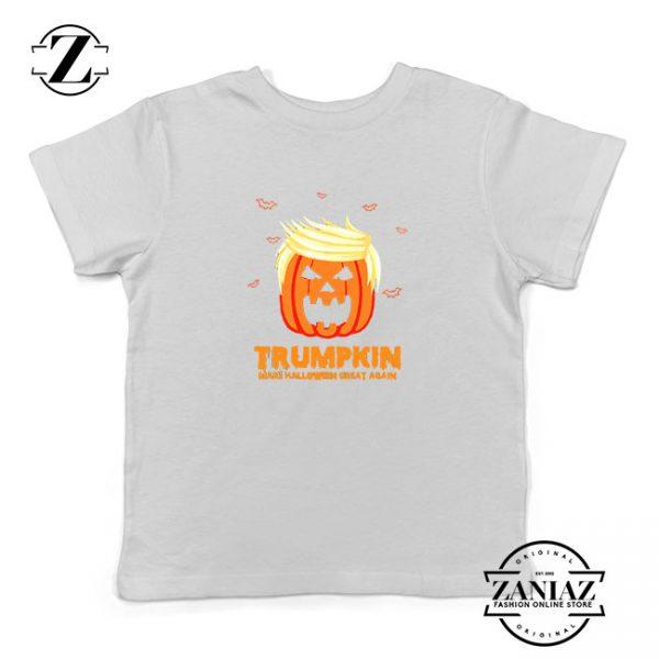 Trumpkin Kids White Tshirt